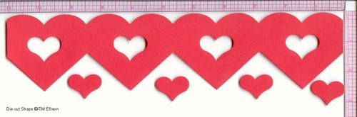 ... . What a cute way to border bulletin boards or scrapbook pages. $0.40