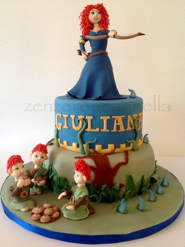 The Brave Cake