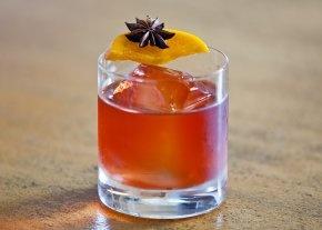 Marco Polo Negroni: 1oz gin, 1oz sweet vermouth, 1oz campari, 1/2oz ...