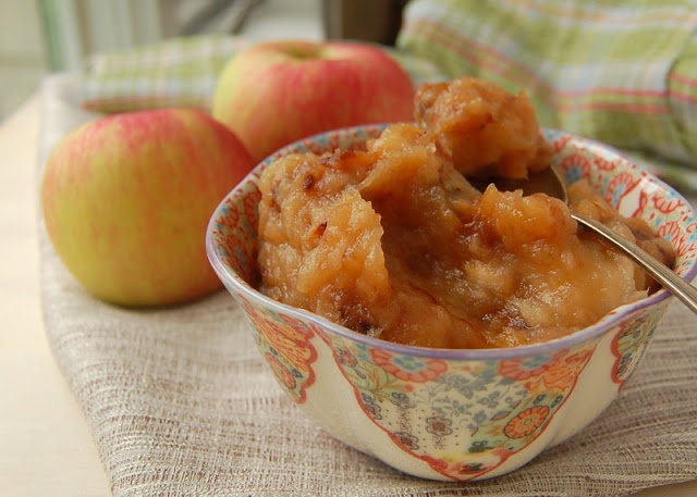 Roasted Apple Sauce | test it..yum?~recipes to try | Pinterest