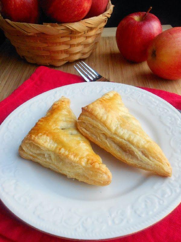 Apple Turnovers #recipe from culinarycoutureblog.com