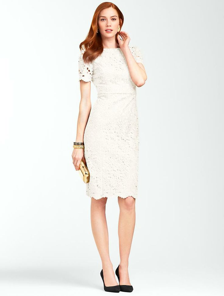 Pin by irene likes on to wear clothes pinterest for Talbots dresses for weddings