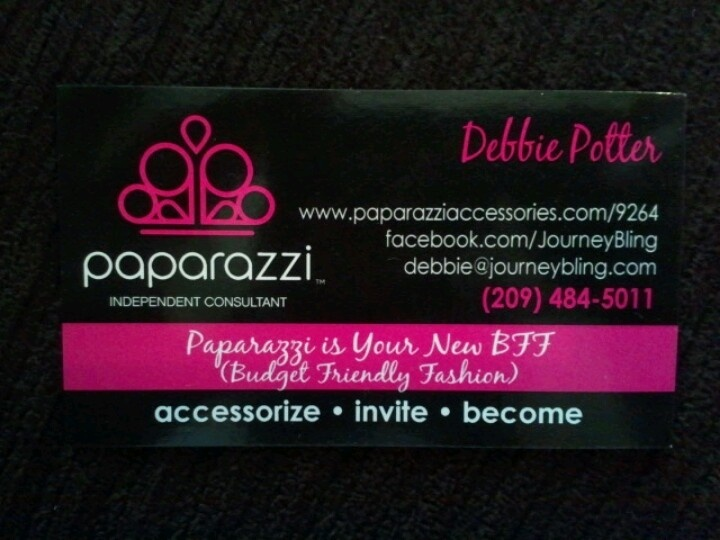 My new business cards...so pretty! : Debbieu0026#39;s Paparazzi Pink Boutique ...