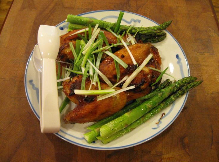 Spicy Ginger and Orange-Glazed Chicken Wings Recipe | Just A Pinch ...