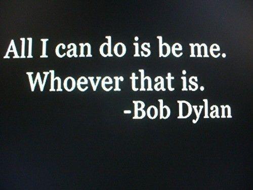 dylan lyric: