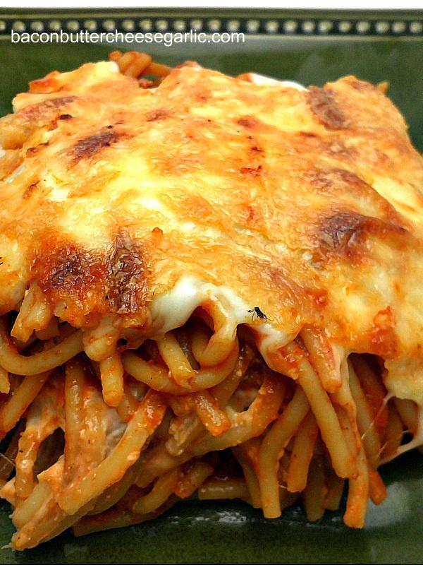 Barbecue Chicken Spaghetti Casserole | Main Dish Casseroles | Pintere ...