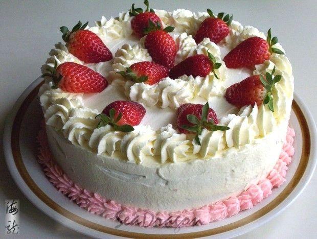 Japanese strawberry shortcake recipe #CAStrawberryShortcakes ...