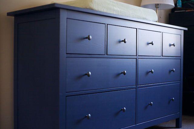 Image Result For Hemnes Blue Dresser