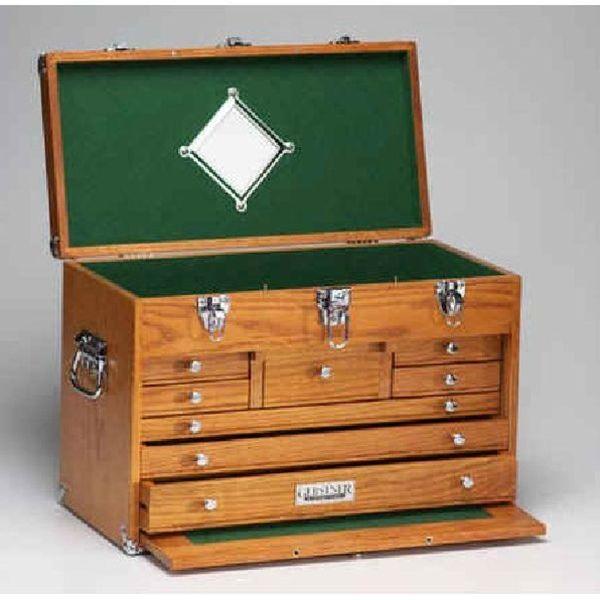Gerstner red oak chest wood tool favorite things