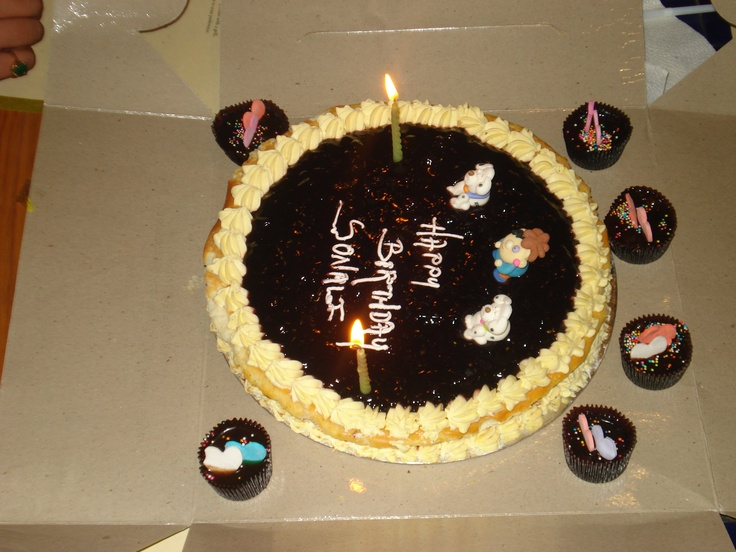 Cake Images Sonali : My birthday cake I love food Pinterest