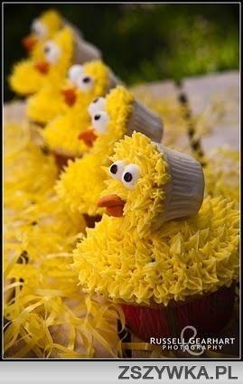 kurczaczki Wielkanocne ;)