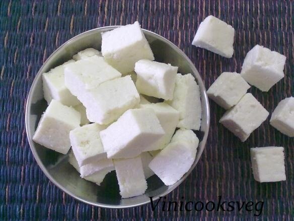 How to make Paneer- indian cottage cheese