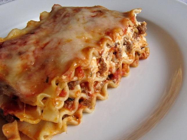 Classic Lasagna | Favorite Recipes | Pinterest