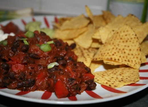 chocolate and chipotle black bean chili | Taste | Pinterest