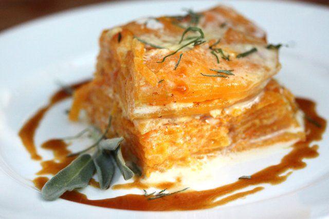 Sweet-Potato-Gratin | Potatoes | Pinterest