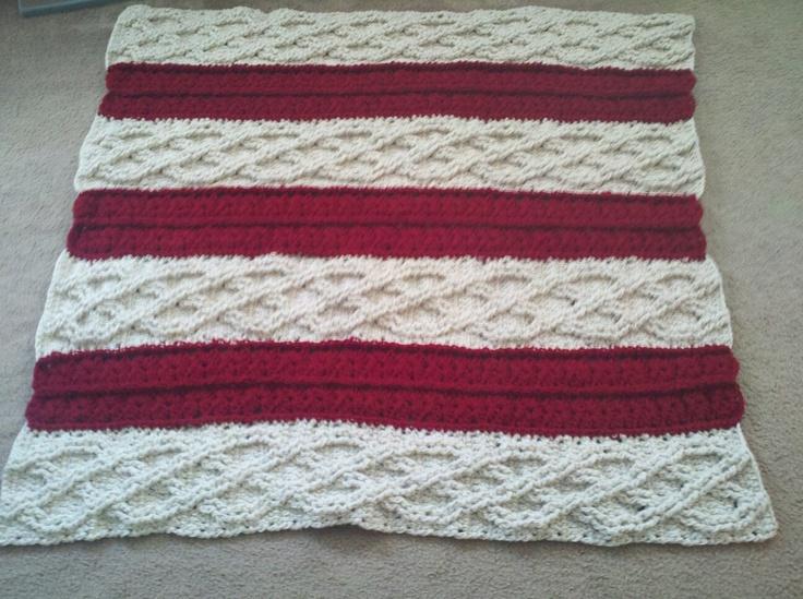Crochet Pattern For Peppermint Afghan : Crochet ~
