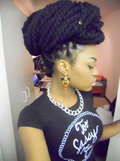 Crochet Box Braids Tumblr : Hair/Tumblr Feed Braids and Crochet Pinterest