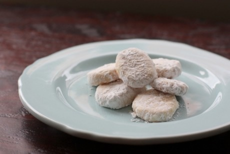 Lime Meltaway Cookies | bake | Pinterest