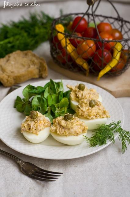 Tuna Deviled Eggs | Eggpert | Pinterest