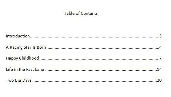 mla format table of contents thesis Offers examples for the general format of mla (modern language association) mla documentation for tables, figures, and examples mla provides three.
