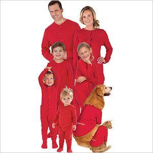 Family Christmas Pajamas Affordable image tips
