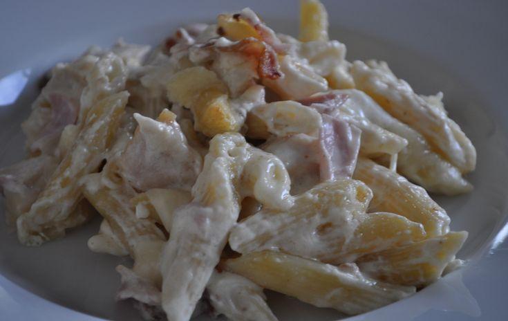 Chicken Cordon Bleu Pasta | Recipes - Chicken Dinner | Pinterest
