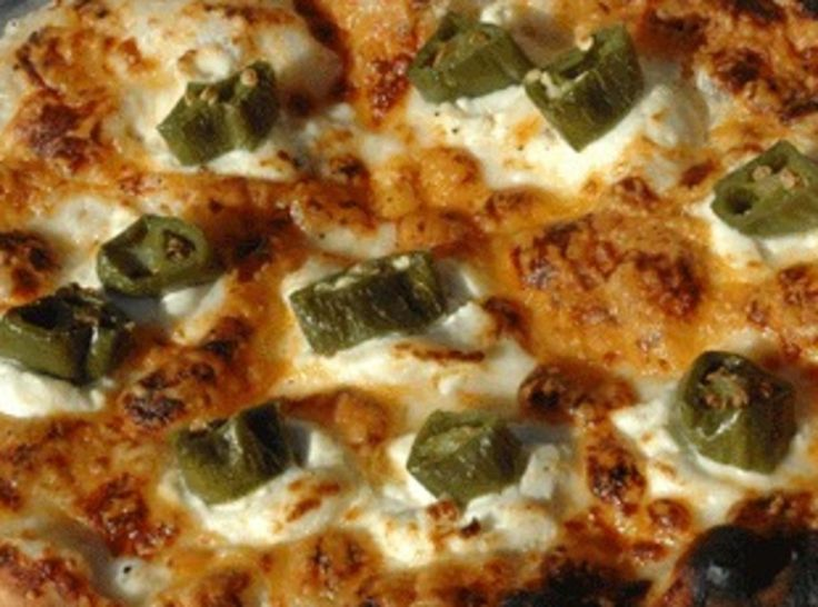 Jalapeno Popper Pizza | Pizza Night Inspiration | Pinterest