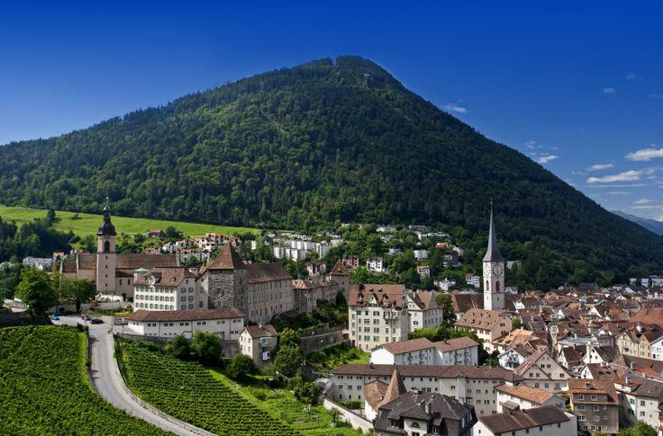 Chur Switzerland  city photos : Chur, Switzerland | Beautiful Europe | Pinterest