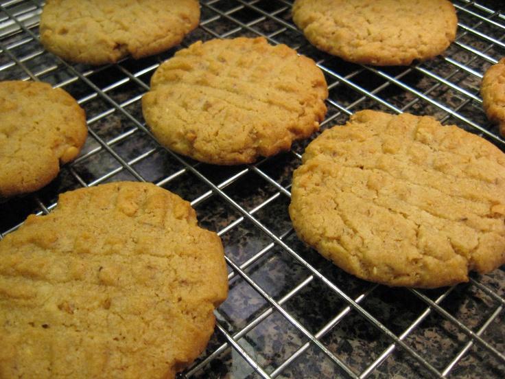 Ginger Lemon Girl: Gluten Free Peanut Butter Honey Cookie Recipe ...