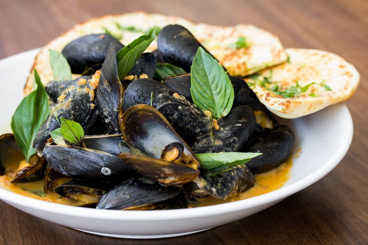 thai red curry mussels recipe myrecipes com thai red curry mussels ...