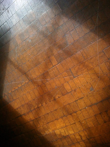 End Grain Wood Floor Wood Ideas Puidu Ideed Pinterest