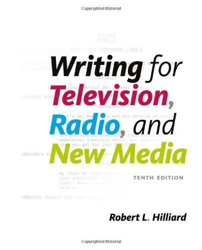 Radio And Television Broadcasting a writing site