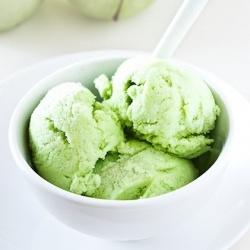 116821 - Green Apple Sorbet By TasteSpotting
