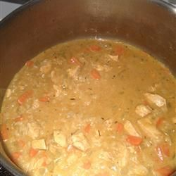 Mulligatawny Soup I Allrecipes.com | New life recipes | Pinterest