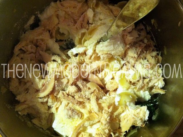 Chicken and Kale Casserole #Recipe - The New Modern Momma