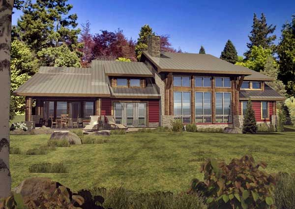 hybrid log home home sweet homes pinterest
