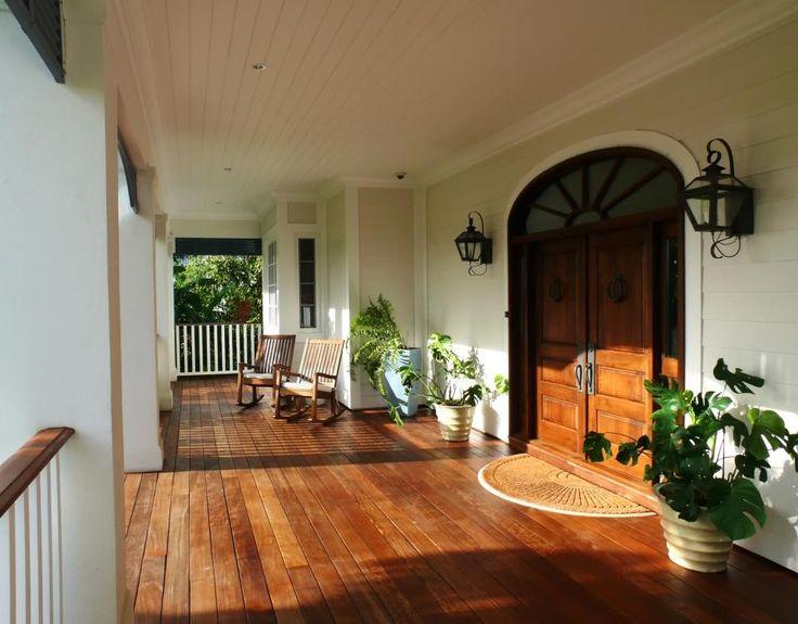 Front porch floor wood tile porches pinterest