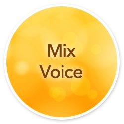 Mix voice vocal exercises singing tips pinterest