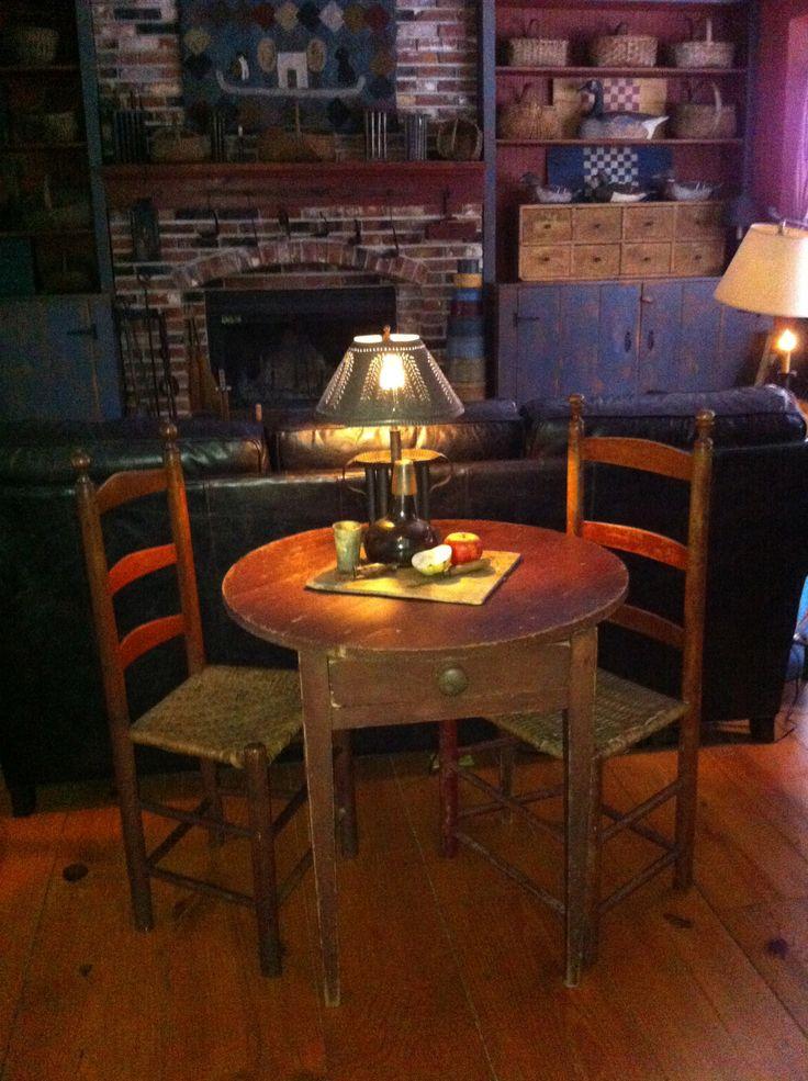 New England Tavern Table 736 x 985