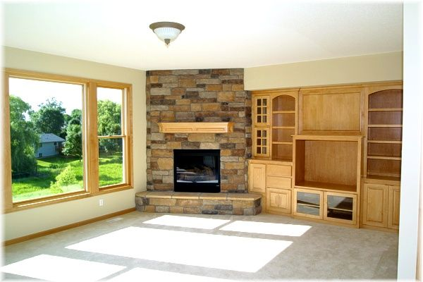 Corner Fireplace Designs Save Your Space Home Features Fireplace