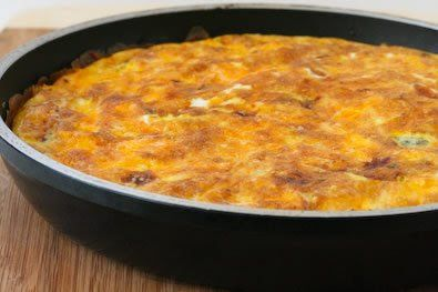 Artichoke-Rosemary Frittata Recipe (Low-Carb, Gluten-Free) [from Kalyn ...
