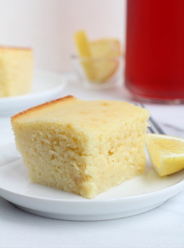 Semolina Yogurt Cake - What came out was a moist, almost creamy, cake ...