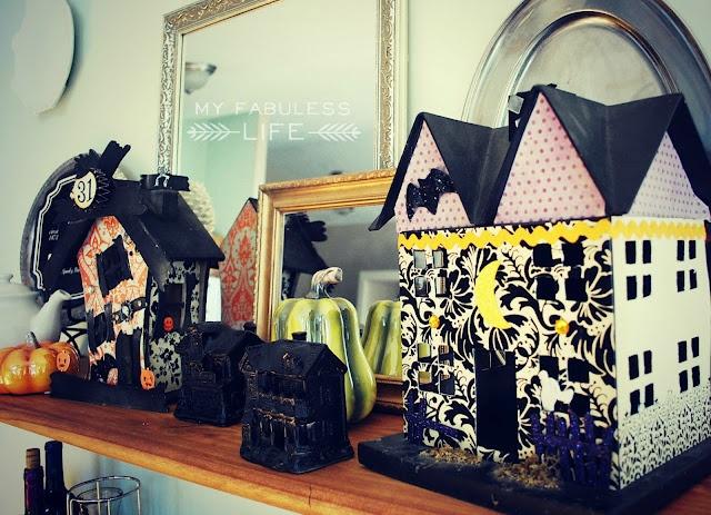 diy haunted halloween decorations