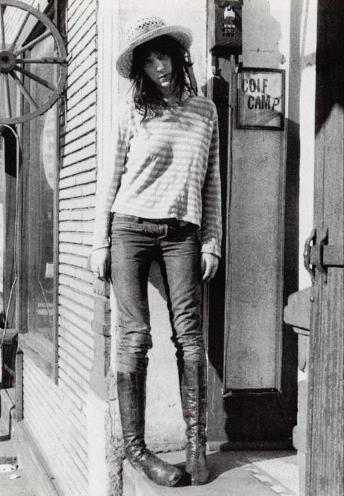 Patti Smith- ultra vintage style icon | Music to My Ears ...  Patti Smith- ul...