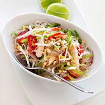 ... .com.au: Weight Watchers recipe - Thai chicken noodle salad