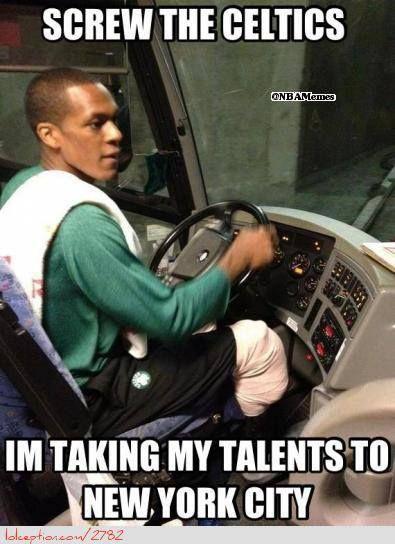Nba Memes Rajon Rondo Rajon Rondo The Bus Driver