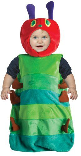 Amazon.com: Eric Carle Caterpillar Bunting: Clothing