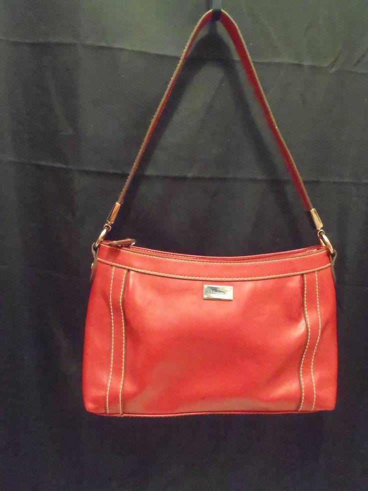 women's liz&co. Red handbag