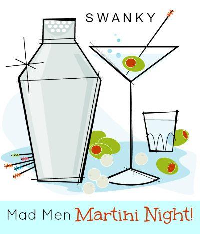 Mad Martinis Recipe — Dishmaps