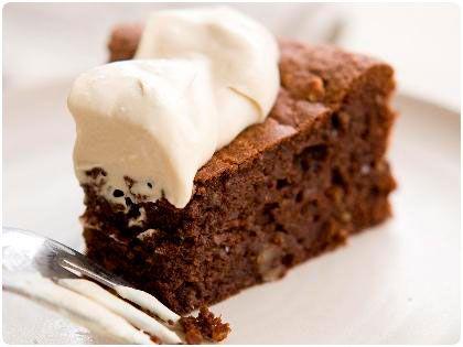 Flourless Chocolate and Pecan Torte - Curtis Stone